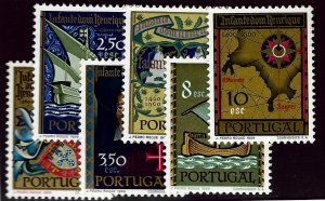 Portugal SC#860-865 MNH VF SCV$33.10...An Amazing Country!