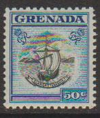 Grenada  George VI SG 182  mounted mint