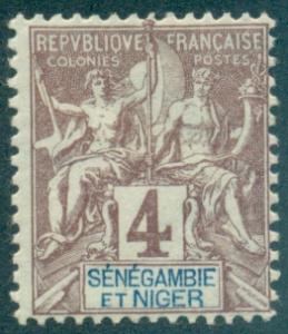 Senegambia & Niger #3  Mint  Scott $5.50