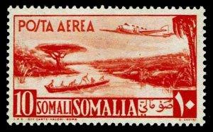 1951 Somalia #C27 Airmail Watermark 277 - OGNH - VF - CV$110.00 (ESP#1119)
