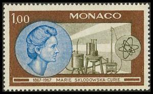 Monaco 673 Mint VF NH
