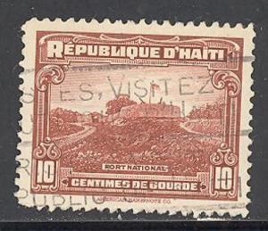Haiti 330 used SCV $ 0.20