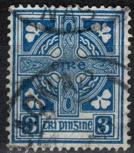 Ireland #70  F-VF  Used CV $3.00 (X2785)