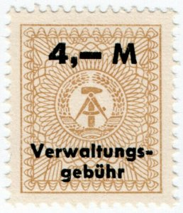 (I.B) East Germany Revenue : Administration Fee 4M