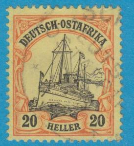 GERMAN EAST AFRICA 26 USED NO FAULTS EXTRA FINE !