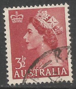 AUSTRALIA 258 VFU 102D-2