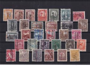 Mexico 1924-43  Stamps Ref 15445
