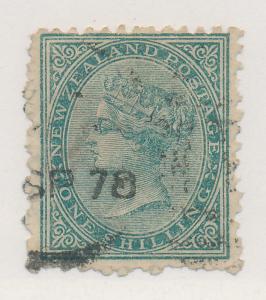 New Zealand Stamp Scott #56, Used - Free U.S. Shipping, Free Worldwide Shippi...
