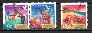 Christmas Island 428-429 MNH