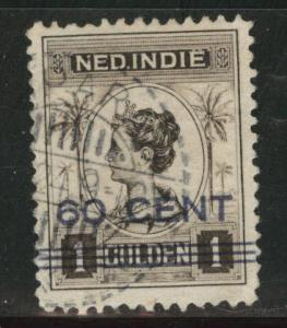 Netherlands Indies  Scott 149 used  from 1922 set