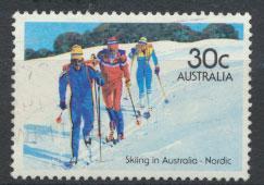 Australia SG 918 Fine  Used
