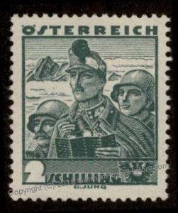 Austria Mint Stamp Michel 584 2 Schilling MNH 69703