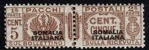 Somalia #Q54   F-VF Unused  CV $8.25  (X8410)