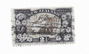 New Zealand #207 Used - Stamp - CAT VALUE $6.00