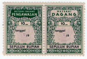 (I.B) Indonesia Revenue : Transaction Tax 10R (Meterai Dagang)
