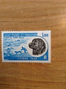 St Pierre & Miquelon Sc J82