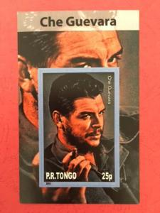 Togo 2010 S/S Art Painting People Che Guevara Politician Portrait Stamp imperf