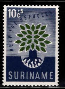 Suriname Scott B74 MNH** 1960 WRY semi-postal stamp