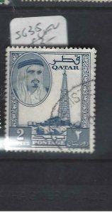 QATAR  (PP1806BB) 2R  SG 35  VFU