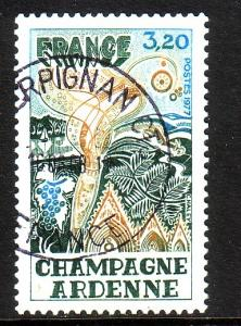 France MiNr 2023 / used / 1977