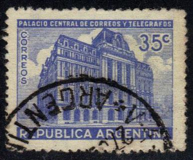 Argentina **U-Pick** Stamp Stop Box 054 Item L