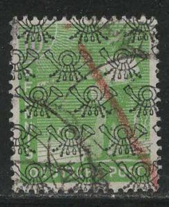 Germany AM Post Scott # 620, used