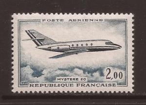 France Scott #C41 m/lh stock #F3868