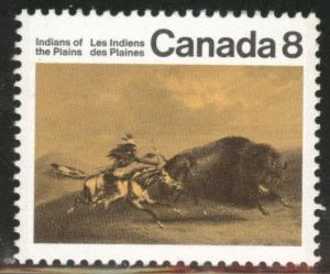 Canada Scott 562 MH*  1972   stamp