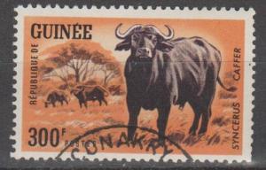 Guinea-Bissau #345 F-VF Used CV $2.75 (C987)
