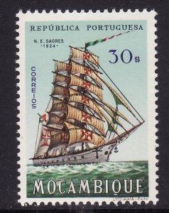 Mozambique #454 single F-VF Mint NH ** Sagres 1924