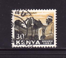 Kenya 5 U Jomo Kenyatta, Mt Kenya