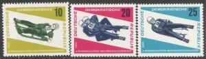 GERMANY DDR 808-10 MNH A1147-3