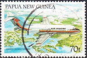 Papua New Guinea  #690  Used