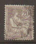 France #135 Used