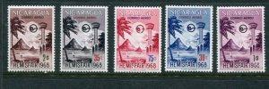 Nicaragua #C681-5 Mint