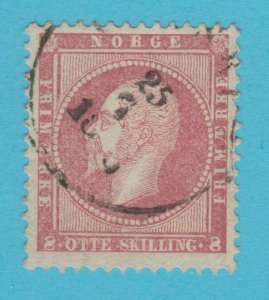 NORWAY 5 USED  NO FAULTS VERY FINE !