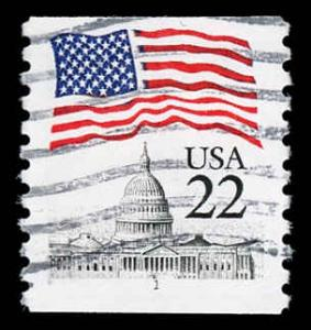 USA 2115a Used PNC 1 P#1