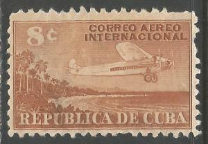 CUBA C40 VFU AIRPLANE Z4-135-5