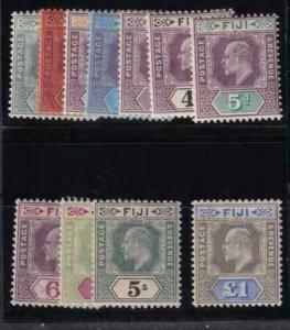 Fiji 1903 SC 59-69 LH Set