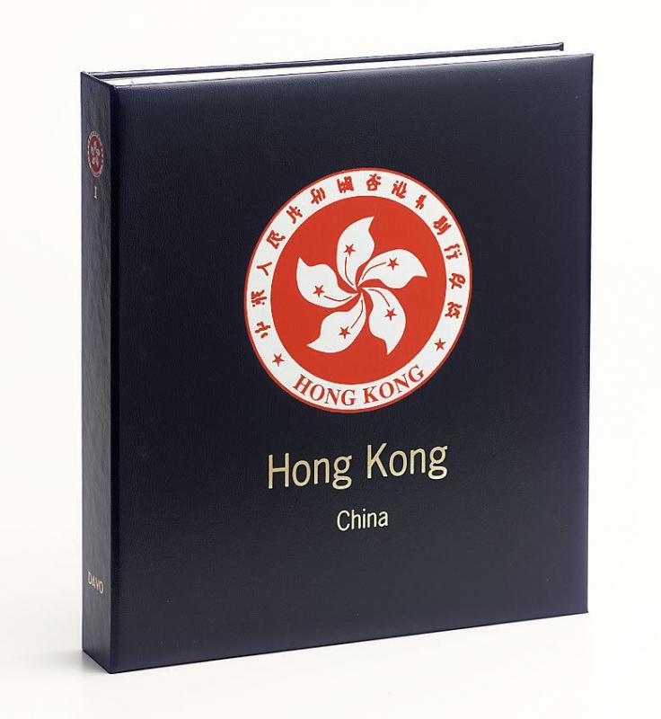 DAVO Luxe Hingless Album Hong Kong I (China)1997-2004