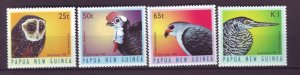 J21903 Jlstamps 1998 png set mnh #933-6 birds