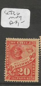 Chile SC J36 MOG (1cuj)
