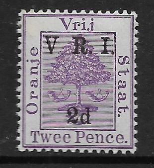 ORANGE RIVER COLONY, 46A, HINGED, ORANGE TREE, SURCHD