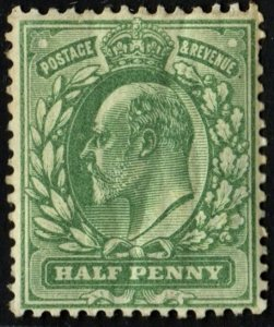 Great Britain #127 (1902) MNH*