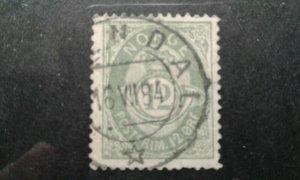 Norway #41 used e203 7528