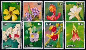 [67244] Zaire 1984 Flora Flowers Blumen  MNH