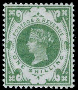 SG211 SPEC K40(2), 1s grey-green, NH MINT. Cat £400.