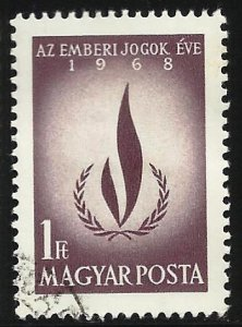 Hungary 1968 Scott# 1939 Used