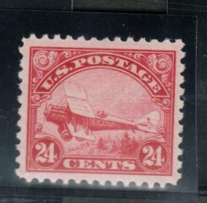 USA #C6 Extra Fine Mint Original Gum Hinged
