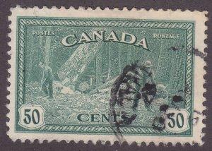 Canada 272 Logging 1946